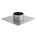 Płyta dachowa żaroodporna SPIROFLEX Ø 160mm gr.1,0mm