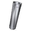 Rura prosta żaroodporna MKSZ Invest MK ŻARY Ø 140mm 1mb gr.0,8mm