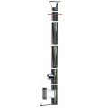 Wkład kominowy żaroodporny owalny MKSZ Invest Owal MK ŻARY 120x240mm gr.0,8mm
