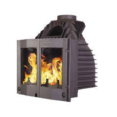 Wkład kominkowy TARNAVA Professional 18 kW Cover