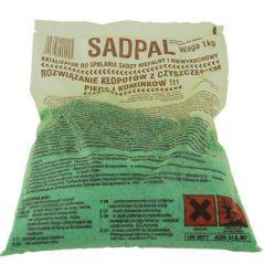 Katalizator do spalania sadzy sadpal 0.5kg