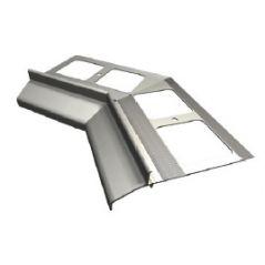 ATLAS narożnik wewnętrzny 135° system 100, balkonowo-tarasowy (1 szt.)