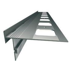 SOPRO profil (listwa, okapnik) balkonowy, tarasowy (2 szt. x 2 mb) PT 266