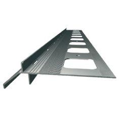 SOPRO  profil (listwa, okapnik) balkonowy, tarasowy  (2 szt. x 2 mb) OB 265