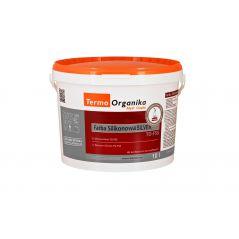 Farba silikonowo-silikatowa Termo Organika TO-FSISI, 10 l