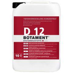 BOTAMENT D 12 Środek do wgłębnego zespalania, 10 litrów