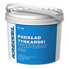 Grunt pod tynki mineralne, akrylowe i mozaikowe Kreisel TYNKOLIT-T 330  7kg