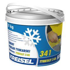 Grunt pod tynki silikatowe zimowy Kreisel TYNKOLIT Z-SA 341 20kg biały