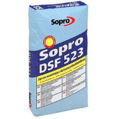 SOPRO zaprawa uszczelniająca elastyczna, jednoskładnikowa DSF 523, 20 kg HIT!