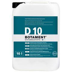 BOTAMENT D 10 Plastyfikator do zapraw mineralnych