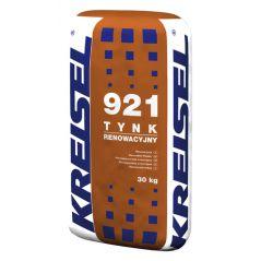 Kreisel tynk renowacyjny wapienno-cementowy 921, kolor szary, 30 kg