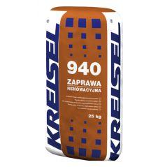 Kreisel zaprawa renowacyjna naprawczo-wyrównująca 940, 25 kg