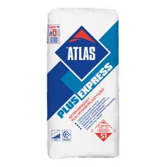 Elastyczny klej do płytek ATLAS PLUS EXPRESS, 25 kg