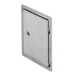 Drzwi wyczystki nierdzewne SPIROFLEX Ø 180mm