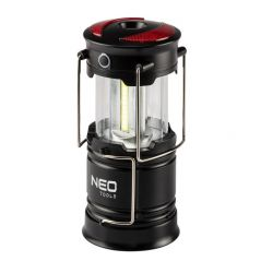 LAMPA BIWAKOWA 200 LM 3XAA 3 W 1 COB LED