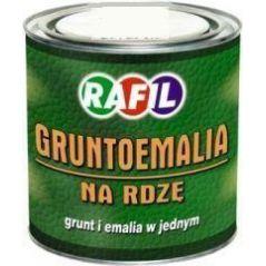 RAFIL GRUNTOEMALIA NA RDZĘ CZERWONA RUBINOWA PÓŁMAT0.8L