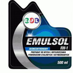 ROZPUSZCZALNIK EMULSOL RN-1 0.5L