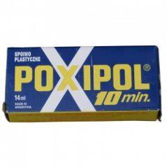 POXIPOL 14ML/21G STALOWY