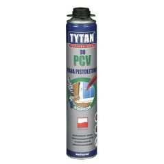 PIANKA PISTOLETOWA TYTAN 750ML PCV