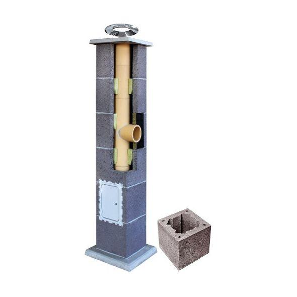System Kominowy Ceramiczny LEIER Basic Ø 180mm
