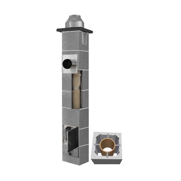 System Kominowy Ceramiczny  JAWAR K Ø 120mm