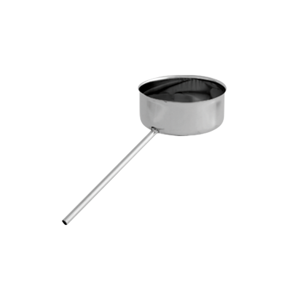 Odskraplacz kwasoodporny SPIROFLEX Ø 180mm