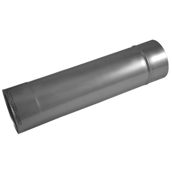 Rura prosta KOMINUS KZS Ø 150mm 0,5mb gr.0,8mm