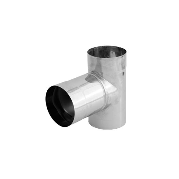 Trójnik 90° kwasoodporny SPIROFLEX Ø 120mm