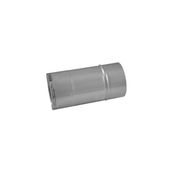 Rura prosta KOMINUS KZS Ø 120mm 0,25mb gr.0,8mm
