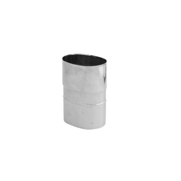 Rura żaroodporna owalna SPIROFLEX 130x240mm 0,25mb gr.1,0mm