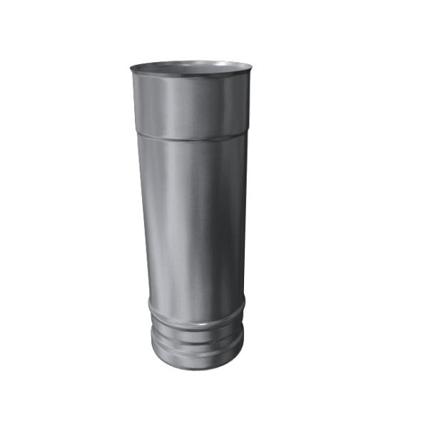 Rura prosta jednościenna MKKS Invest MK ŻARY  Ø  60mm 0.5mb