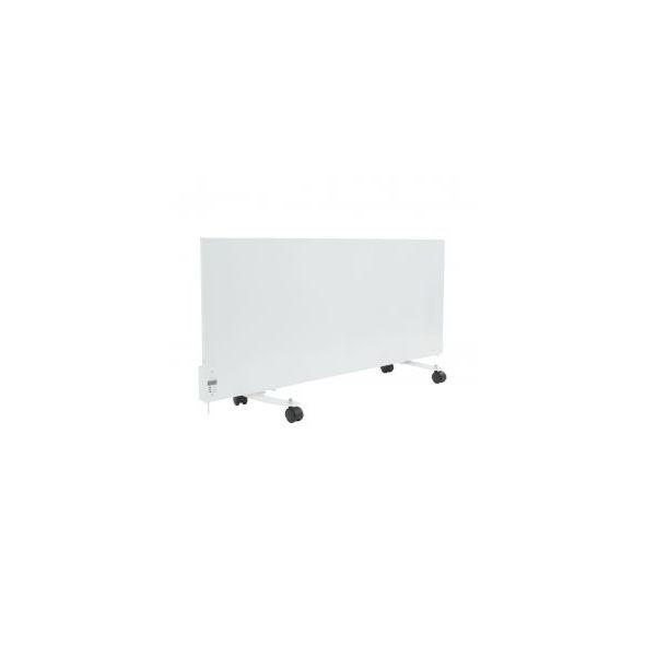 WARMCERAMIC grzejnik metalowy na podczerwień 700W z termostatem + stojak gratis